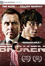 Broken cartel de la película