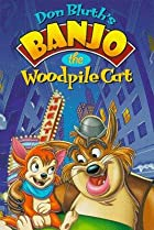 Image of Banjo the Woodpile Cat