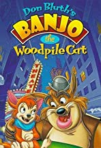 Banjo the Woodpile Cat