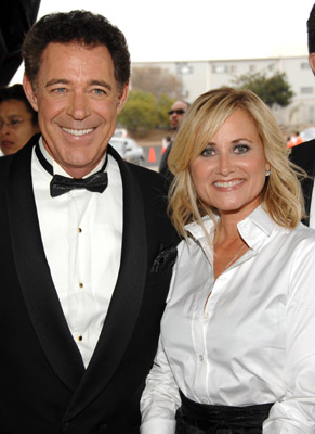 Maureen McCormick and Barry Williams at an event for The 5th Annual TV Land Awards (2007)