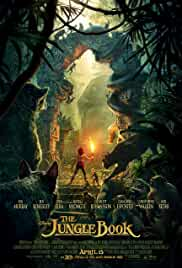 The Jungle Book poster do filme