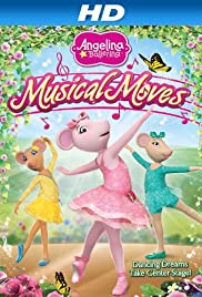 Angelina Ballerina: Musical Moves Poster