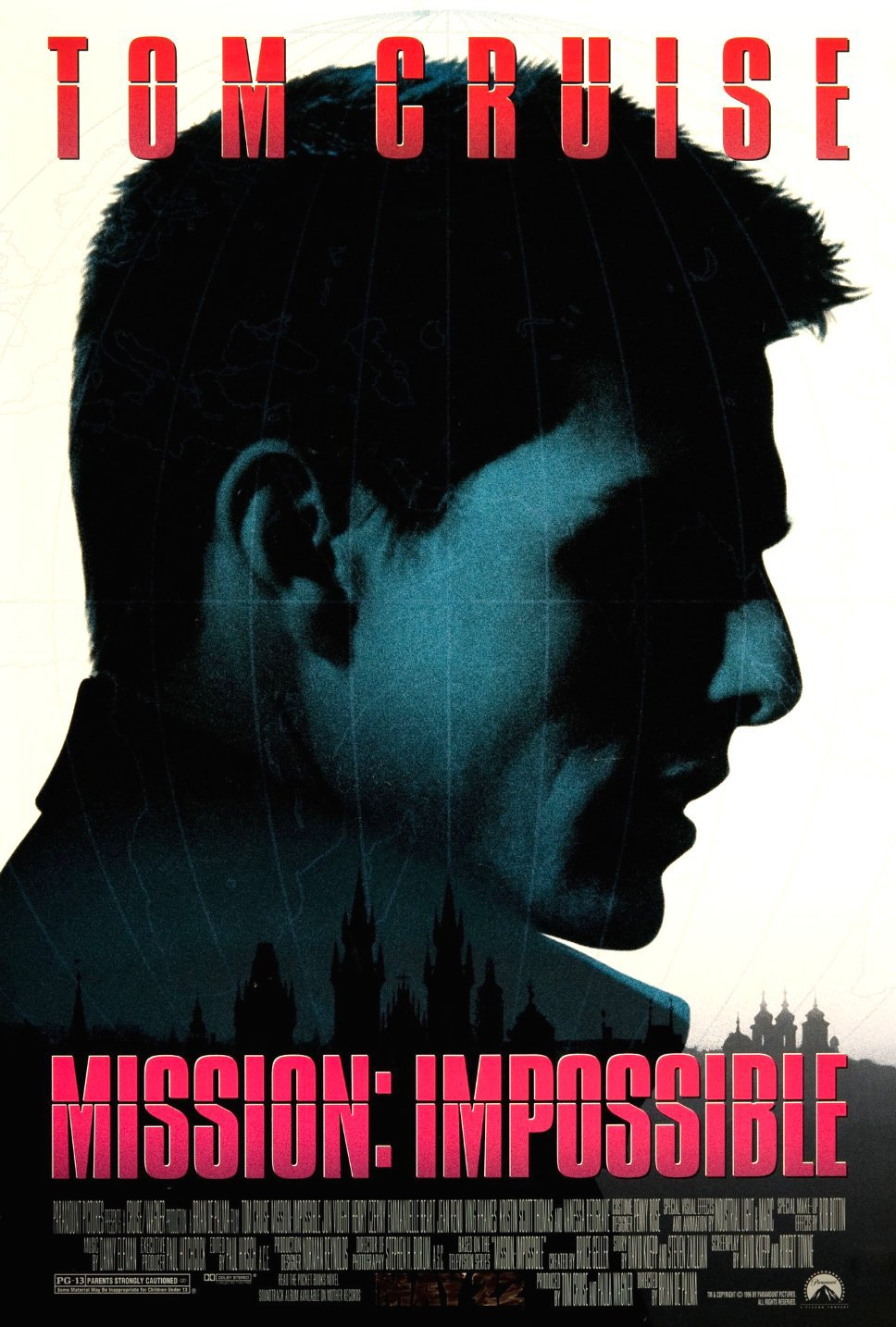 Mission Impossible 1 1996 Hindi Dubbed