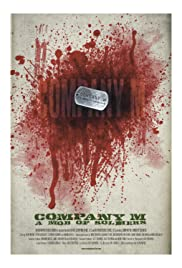 Company M: A Mob of Soldiers Poster