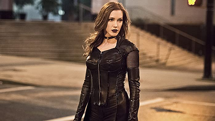 Katie Cassidy in The Flash (2014)