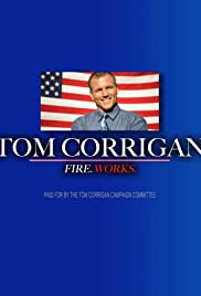 Vote for Tom Corrigan Poster