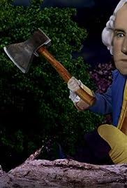George Washington: Cherry Tree Chopper/Star Wars Earn Stripes Poster