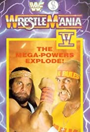 WrestleMania V (1989) Poster - TV Show Forum, Cast, Reviews