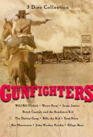 Gunfighters of the West Poster