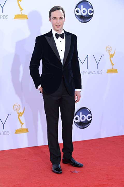 Jim Parsons at an event for The 64th Primetime Emmy Awards (2012)