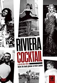 Riviera Cocktail Poster