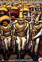 Primary image for Rage Against the Machine: The Battle of Mexico City