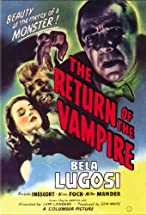 Primary image for The Return of the Vampire
