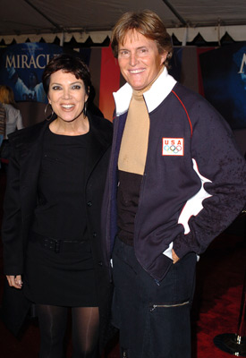 Caitlyn Jenner and Kris Jenner at an event for Miracle (2004)