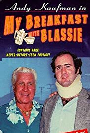 My Breakfast with Blassie Poster