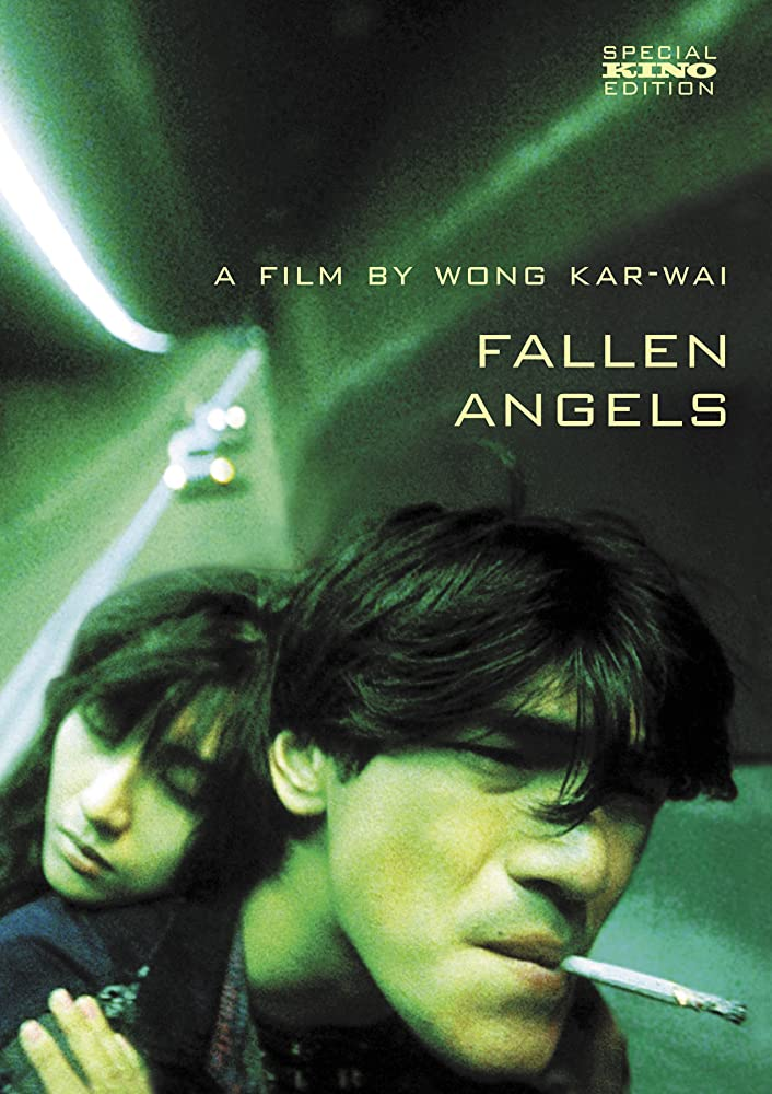 Fallen Angels BluRay