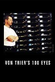 Von Trier's 100 øjne Poster