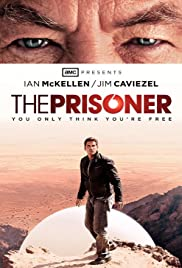 The Prisoner Poster - TV Show Forum, Cast, Reviews