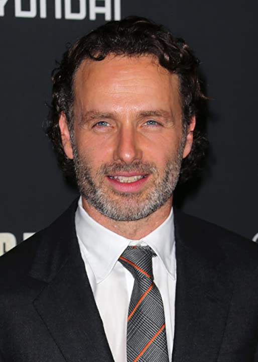 Andrew Lincoln at The Walking Dead (2010)