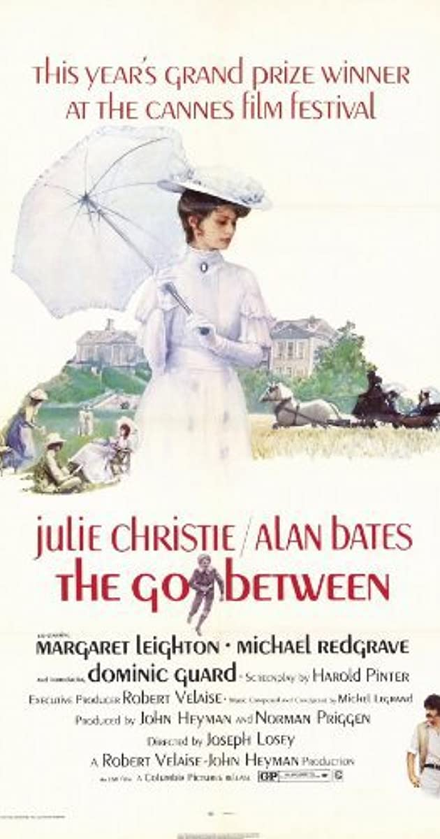 go between Filming locations for joseph losey's the go-between, in norfolk.