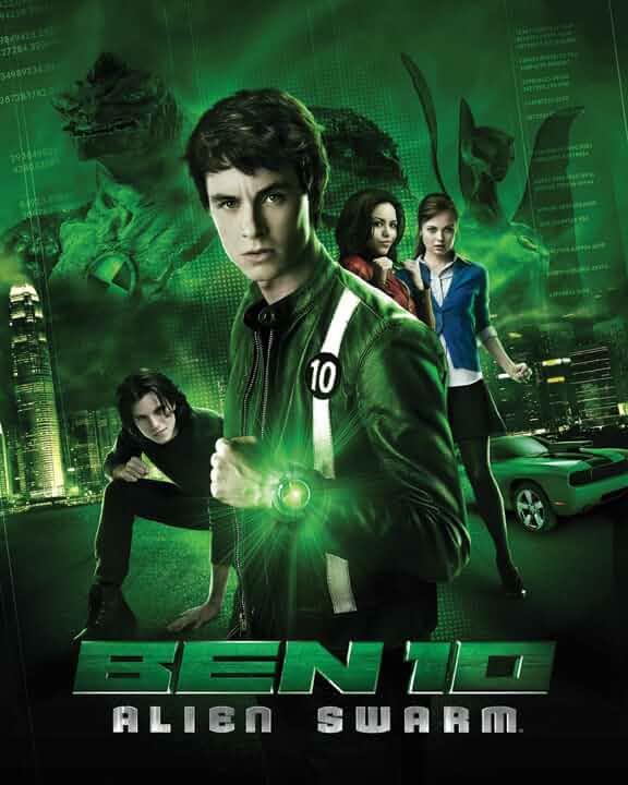 Ben 10: Alien Swarm >> 30s review
