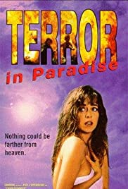 Terror in Paradise Poster