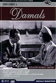 Damals Poster