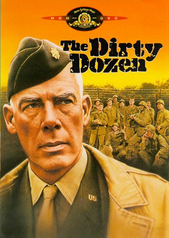 Lee Marvin in The Dirty Dozen (1967)
