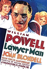 Lawyer Man (1932) Poster - Movie Forum, Cast, Reviews
