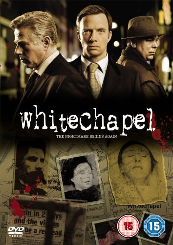 Phil Davis, Steve Pemberton, and Rupert Penry-Jones in Whitechapel (2009)