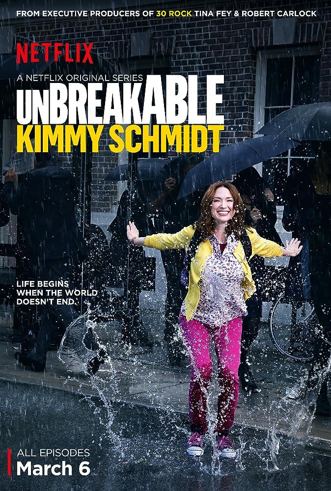 Unbreakable Kimmy Schmidt 3ª Temporada