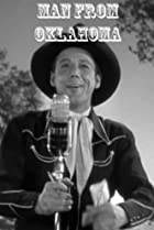 Man from Oklahoma (1945) Poster