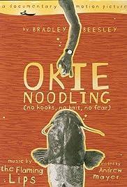 Okie Noodling Poster