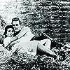 Paul Newman and Lita Milan in The Left Handed Gun (1958)