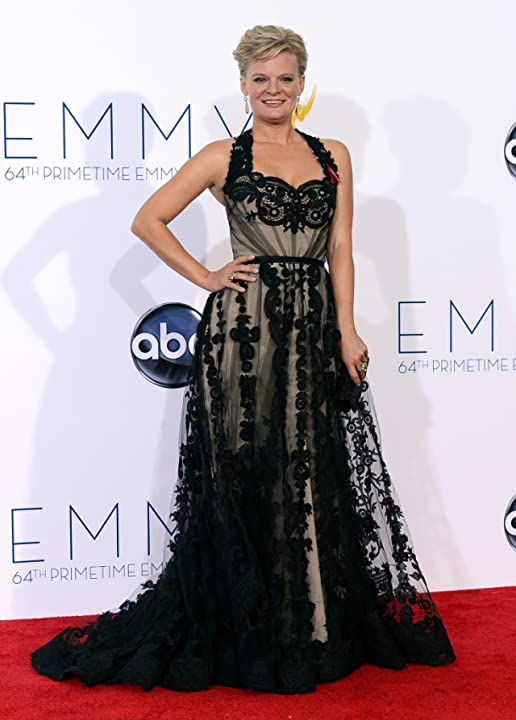 Martha Plimpton at an event for The 64th Primetime Emmy Awards (2012)