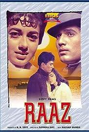 Raaz Poster