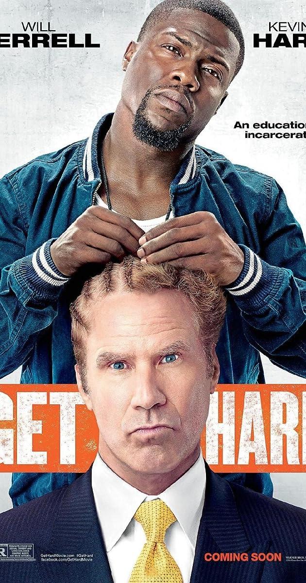 Būk kietas / Get Hard (2015) Online