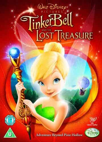 Tinker Bell and the Lost Treasure >> 30s review