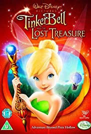 Tinker Bell and the Lost Treasure (2009) Poster - Movie Forum, Cast, Reviews
