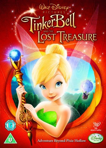 image Tinker Bell and the Lost Treasure (2009) (V) Watch Full Movie Free Online