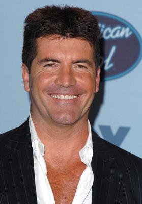 Simon Cowell at American Idol (2002)