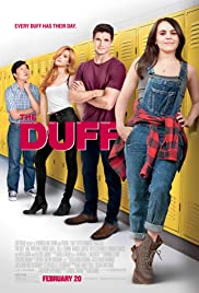 The DUFF (2015) Poster - Movie Forum, Cast, Reviews