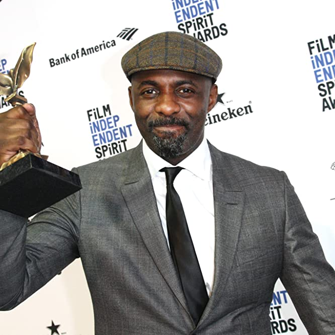 Idris Elba at an event for 31st Film Independent Spirit Awards (2016)