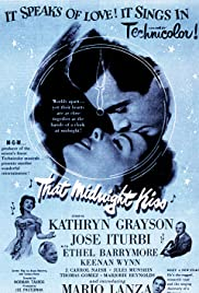 That Midnight Kiss (1949) Poster - Movie Forum, Cast, Reviews