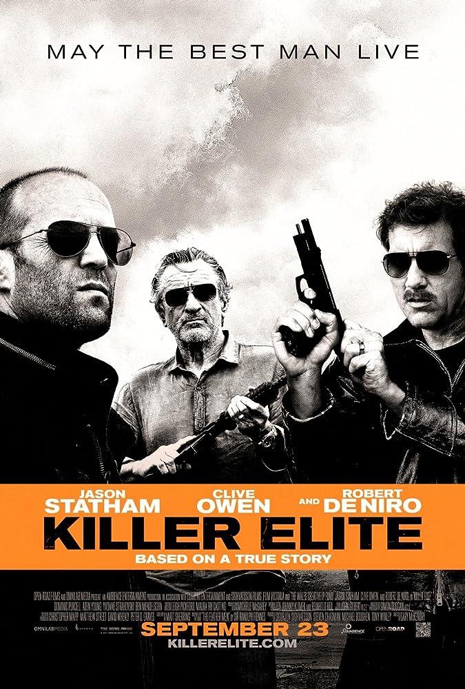 Killer Elite (2011) Tagalog Dubbed