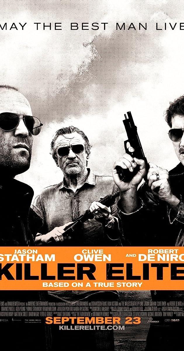 killer elite imdb