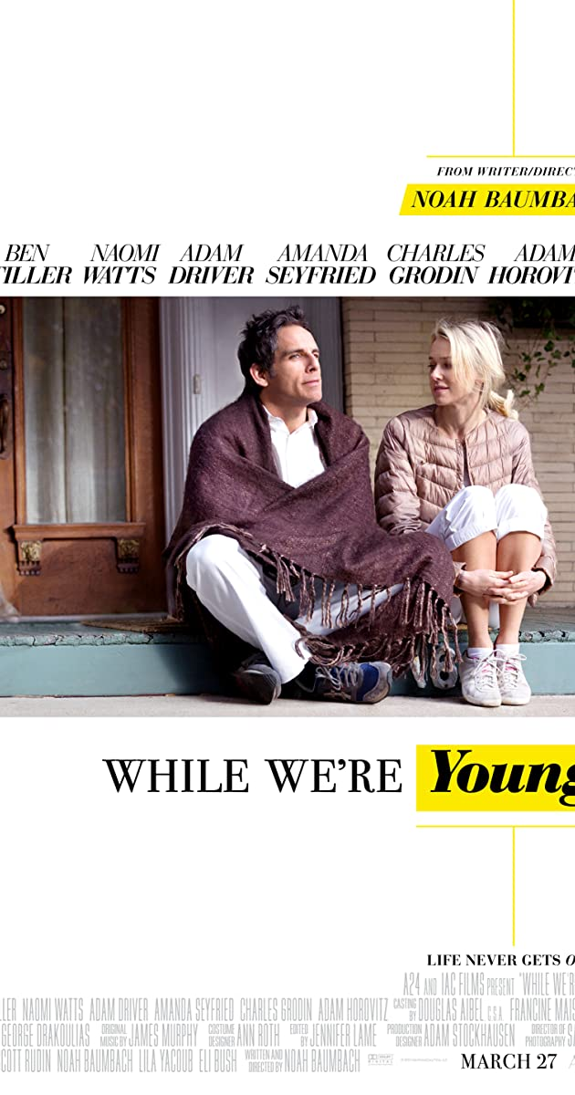 While Were Young (2014)Online