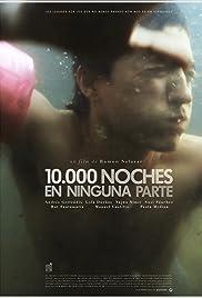 10.000 noches en ninguna parte Poster