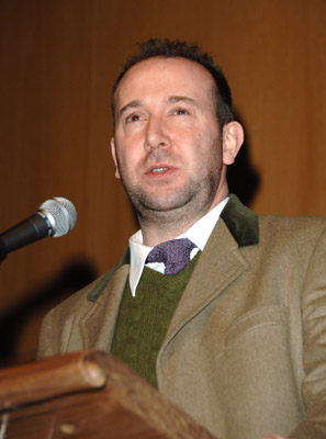 Paul McGuigan at an event for Lucky Number Slevin (2006)