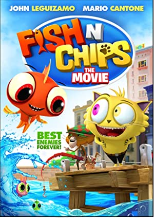 Fish N Chips: The movie -